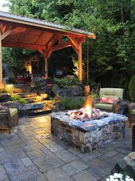Outdoor Patio Landscaping Emejing Patio Design Ideas Ideas Home Decorating Ideas