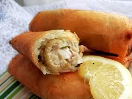 cuisine a base de poulet recette bourek farcis au poulet et à la bechamel cuisinez bourek