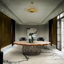 nature inspired living room nature inspired hotel foyer inspiration ideas brabbu design