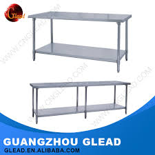 stainless steel corner work table stainless steel corner work table wholesale table suppliers alibaba