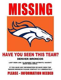 Broncos Suck Meme - how much longer until we stop making fun of the broncos patriots
