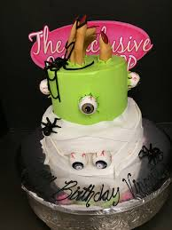 Halloween Cake Flavors by Male Cakes Exclusive Cake Shop