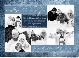 new year photo card ideas family new year cards happy holidays