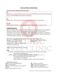 soap notes template free soap notes templates for busy healthcare