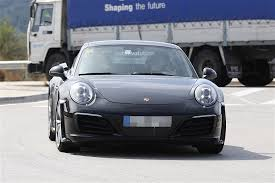 Porsche 911 Evolution - fresh spyshots of next generation porsche 911 mule autoevolution
