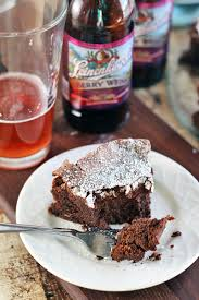 beer can cake flourless chocolate cake perfect pairings with pints and plates