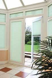 perfect fit conservatory open door shades blinds
