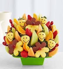 sending fruit smiles your way