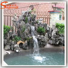 ornamental fiberglass lowes wall fountains decorative garden