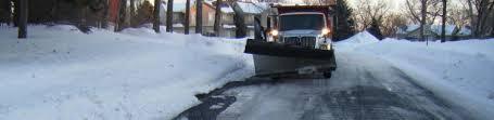 winter parking st francis minnesota