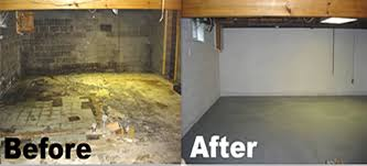 Concrete Sealer For Basement - home american basement wet basement french drains delaware