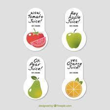 imagenes gratis de frutas y verduras etiquetas de frutas y verduras para zumos descargar vectores gratis