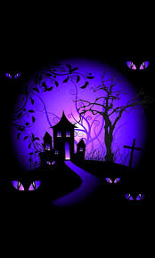 halloween night wallpaper halloween wallpaper for phones wallpapersafari