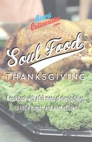 soul food thanksgiving cookbook