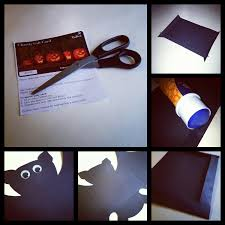 benny the benevolent bat a sweet free halloween craft u2013 tisbest