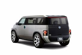 large toyota suv toyota tj cruiser concept roomy suv or tough