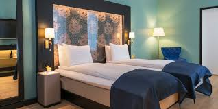 Twin Bed Vs Double Bed Hotel Thon Hotel Terminus Hotels In Oslo City Centre Thon Hotels