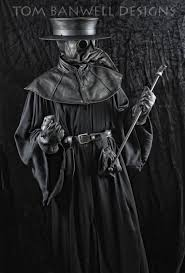 plague doctor hat plague doctor masks tom banwell designs