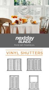 Shutter Up Blinds And Shutters Whether You Choose Premium Basswood Or High Quality Vinyl We Hand