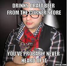 Craft Meme - craft beer an angry fix