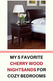 how high should a bedside table be cherry wood nightstand for bedroom furniturable