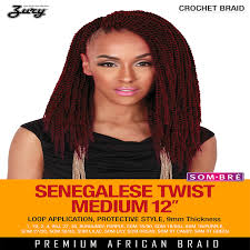 senegalese pre twisted hair twist 12 medium