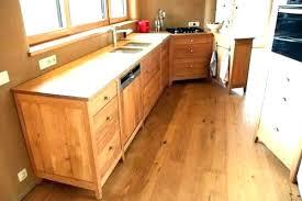facade cuisine bois brut caisson cuisine bois brut meuble cuisine bois massif brut cuisine
