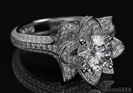 different engagement rings what are the different types of engagement rings