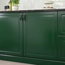 ikea kitchen cabinets eco friendly bodbyn door green 24x30 ikea