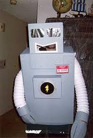 Robot Halloween Costume Halloween Robot Cell Phone Costume
