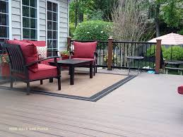 Outdoor Deck Rugs by Exterior Interesting Trex Transcend Design With Elegant Outdoor