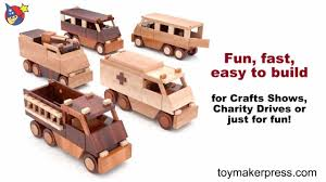 Wooden Toys Plans Free Trucks by Wood Toy Plans Table Saw Ambulance Fire Truck Police Cars