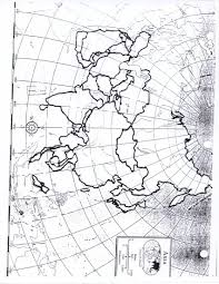 Blank Asia Map by Prodigyhistory Geography