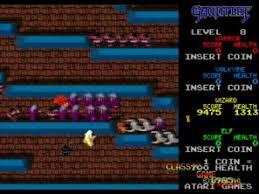 gauntlet arcade youtube