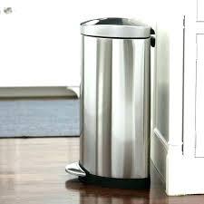 poubelle cuisine pas chere poubelle de cuisine 50l poubelle a pacdale rectangulaire 50l eko