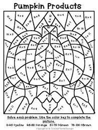 1765 best îmulţirea numerelor images on color by