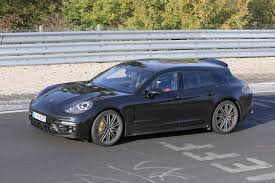convertible porsche panamera porsche panamera shooting brake new spy shots gtspirit