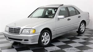mercedes c class sport 2000 used mercedes c class c230 sport sedan at eimports4less
