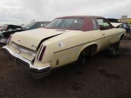 junkyard find 1974 oldsmobile cutlass salon the truth about cars