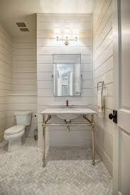 Painted Shiplap Walls Tongue And Groove Bathroom Tongue And Groove Wall Bathroom White
