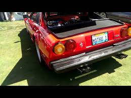 ferrari custom interior ferrari 308 qv with nicks forza ferrari 4 liter engine and custom