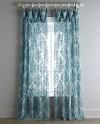 Turquoise Sheer Curtains Vintage Sheer Curtains Everything Turquoise