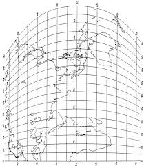 map using coordinates plotting earthquake epicenters