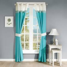 63 Inch Drapes Upc 675716580926 Madison Park Tara Cotton Embroidered 63 Inch