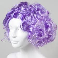 Purple Wig Halloween Costume 59 Wig Obsession Images Fashion Wigs