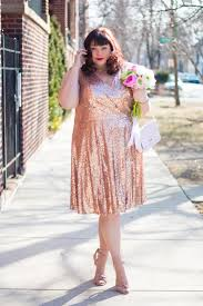 plus size valentine u0027s style pink sequin cocktail dress from