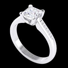 all diamond ring princess cut diamond ring diamond engagement ring