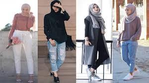 elegant pant shirt with hijab fashion ideas youtube