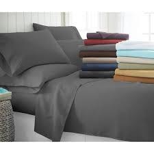 soft bed sheets soft essentials ultra soft 6 piece deep pocket bed sheet set
