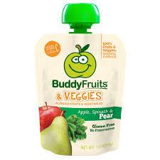 buddy fruits mango passion fruit banana pure blended fruit to